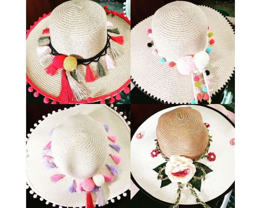 Handmade Hat Kamphaeng Phet