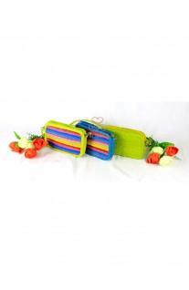 Crossbody bag assorted colors (set 1)