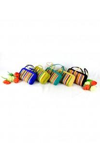 Crossbody bag assorted colors (set 2)